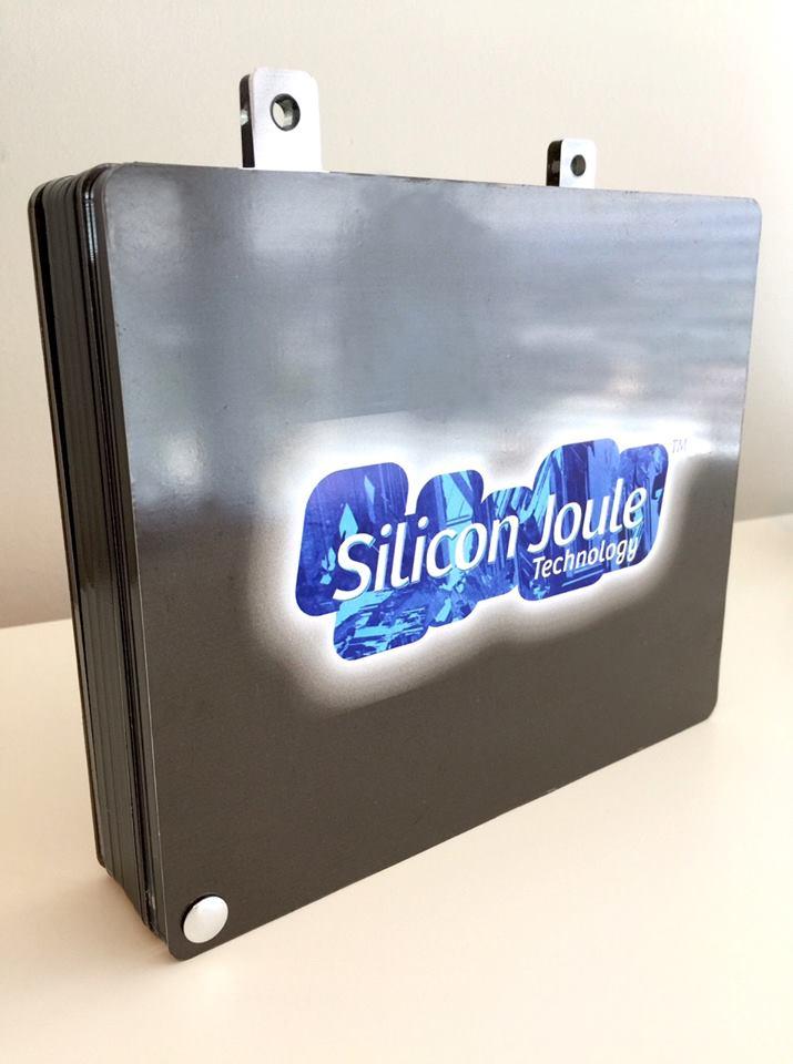 Silicon Joule Battery Fan Deck Photo 2