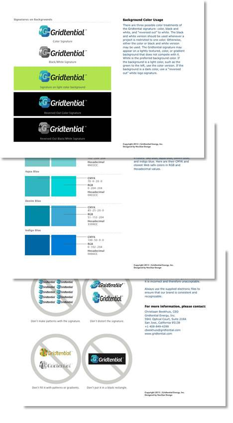 Gridtential Branding Guidelines
