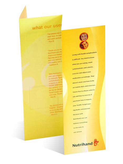 Nutrihand Brochure