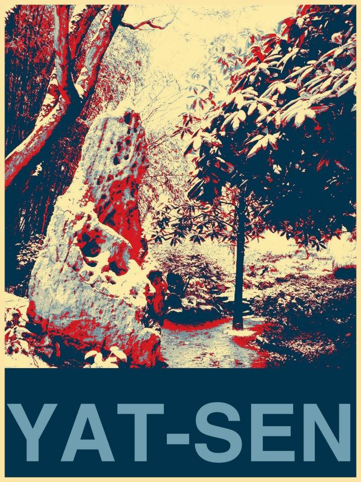Yat-Sen Rockscape & Plants